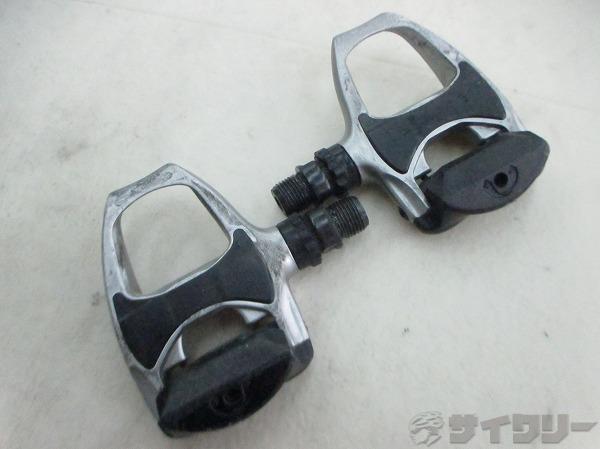 ビンディングペダル PD-R540 SPD-SL シルバー