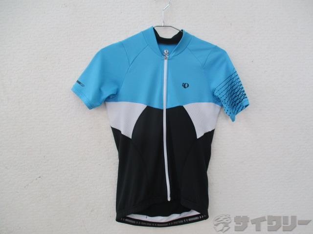 半袖ジャージ Sサイズ ブルー/ホワイト/ブラック