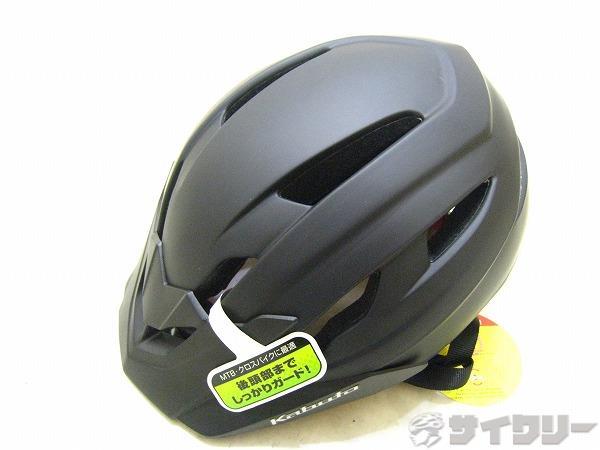 ヘルメット FM8 M/L ブラック