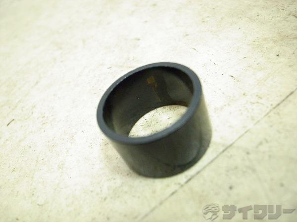 コラムスペーサー ブラック OS 20mm