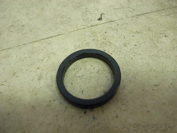 コラムスペーサー ブラック OS 5mm