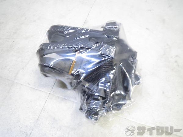 トゥクリップペダル Sサイズ ブラック