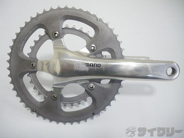 クランク FC-R700 シルバー 170mm 50/34T PCD:110mm