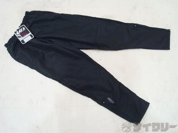 【未使用】ロングパンツ EX PANTS サイズ:S ブラック