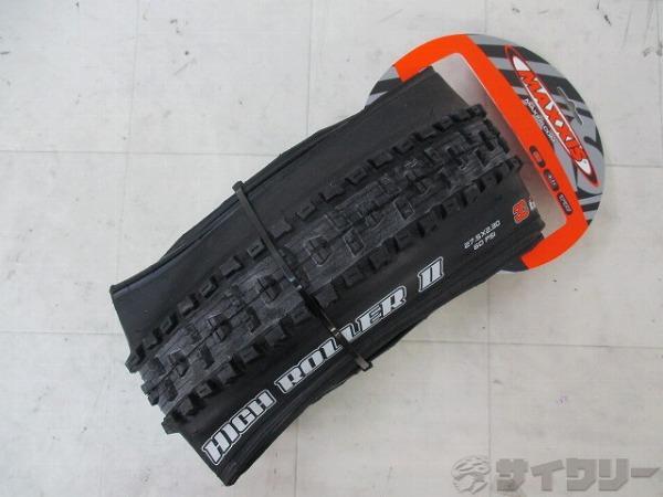 MTBタイヤ HIGH ROLLER 2 27.5×2.30 TUBELESS READY
