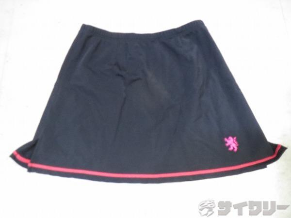 スカート サイズフリー ブラック
