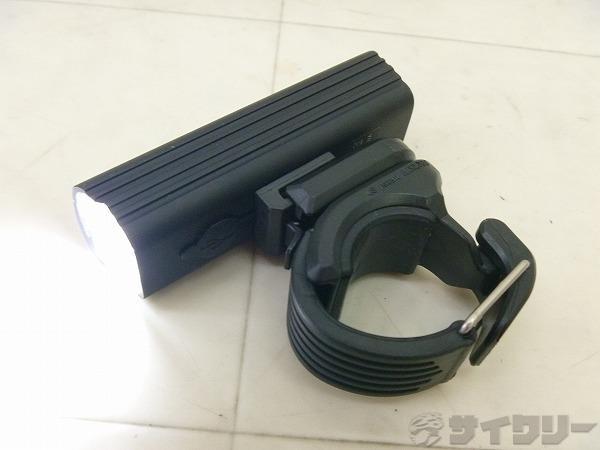フロントライト G-LUME 200 ブラック ケーブルなし