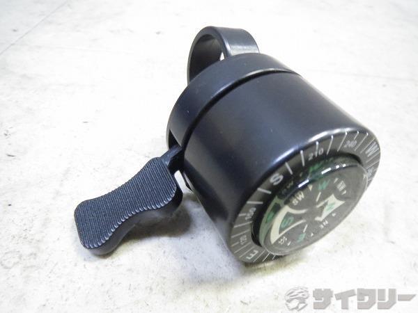 コンパスベル Φ22.2mm程 ブラック