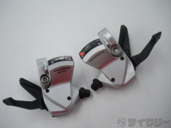 シフター SL-R440 2/3x8s ※ボルト欠品