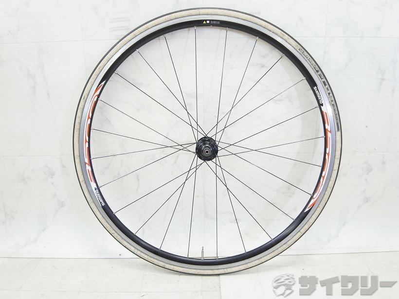 700cリアクリンチャーホイール WH-R500 622×15 シマノ10sフリー