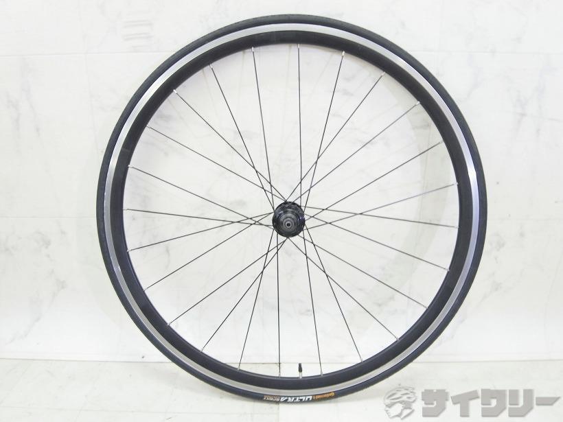 700cリアクリンチャーホイール WH-R501 シマノ10sフリー