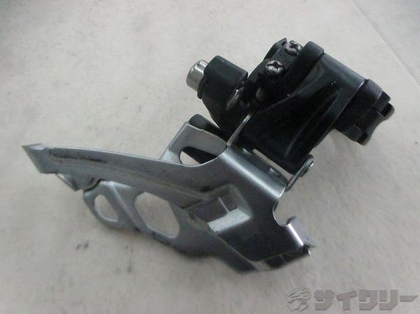 フロントディレイラー FD-M590 DEORE 3s φ34.9(φ31.8)mm