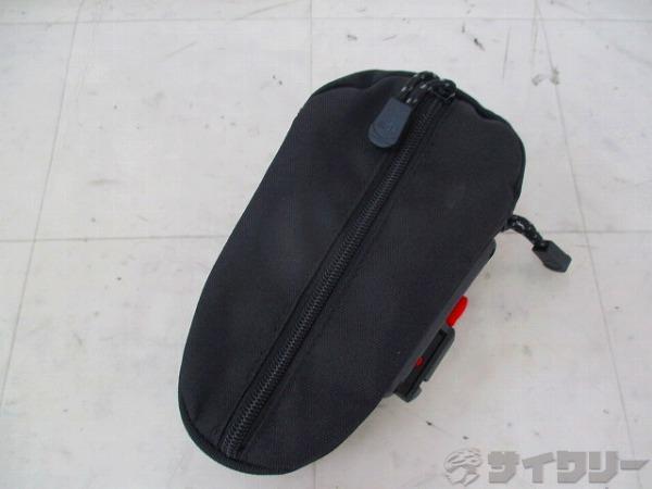 サドルバッグ MICRO BL O291S KLICKfix ブラック