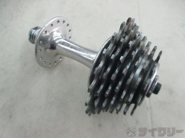 ジャンク リアハブ SUPERBE PRO 7s 135mm/32H