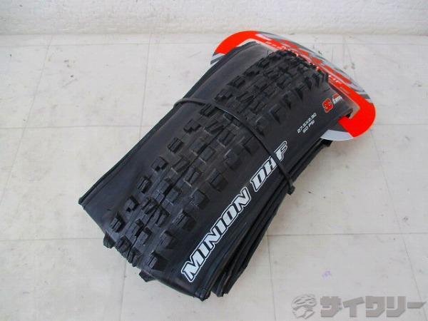 タイヤ MINION DHF EXO TR 27.5×2.30 TUBELESS READY