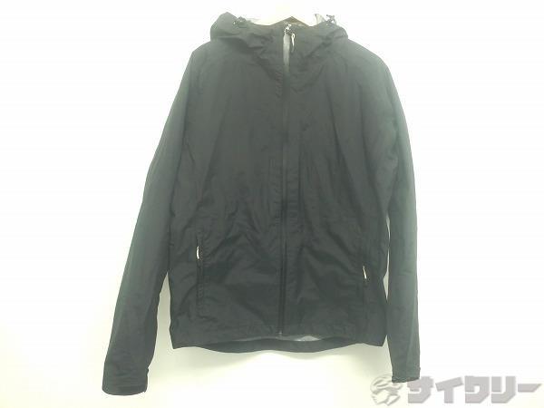 長袖フーデッドジャケット XLサイズ SUB ブラック