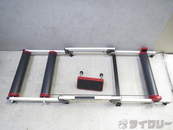 3本ローラー MOZ-ROLLER ステップ付属