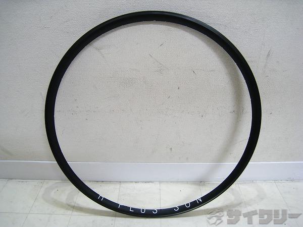 クリンチャーリム Archtype 32H 700c ブラック