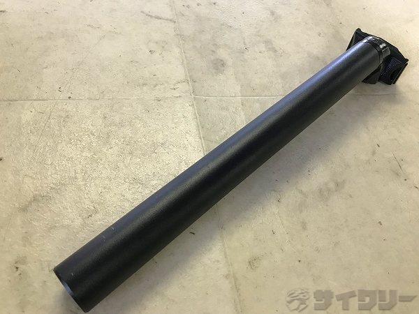 アルミシートポスト φ27.2 310mm 穴空け加工アリ