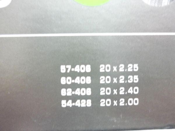 チューブ 62-406(20×2.40) 米式