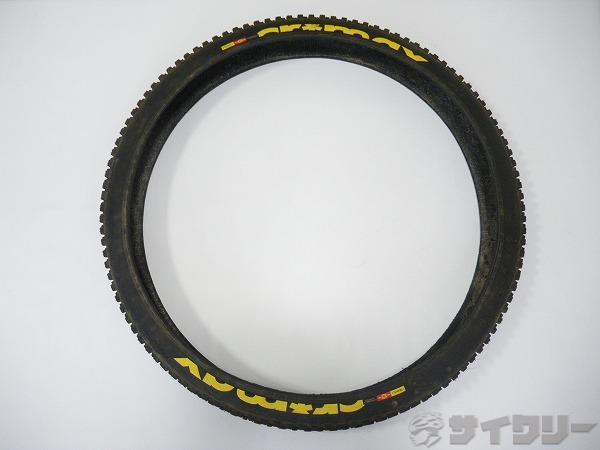 タイヤ CROSSMAX CHARGE 650BX2.40 チューブレス(未確認)