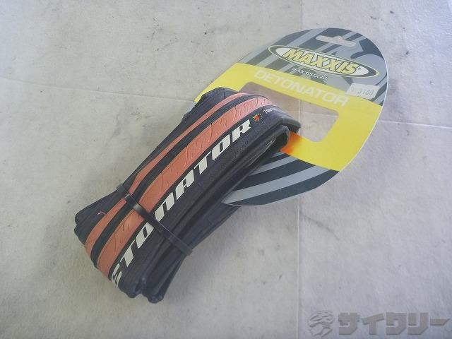 タイヤ DETONATOR 700x23c