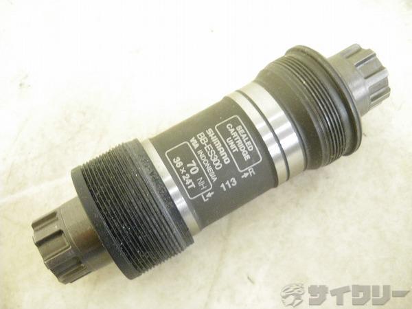 ボトムブラケット BB-ES300 ITA/70mm/113mm/オクタリンク(V2)