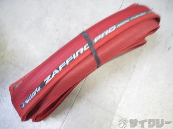 クリンチャータイヤ ZAFFIRO Pro home trainer 700x23c 裂けあり