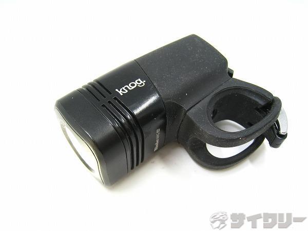 フロントライト BLINDER ARC 220ルーメン 点灯確認済み