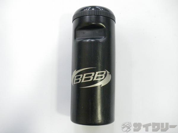 ツールボトル ブラック 全長:190mm(蓋含)
