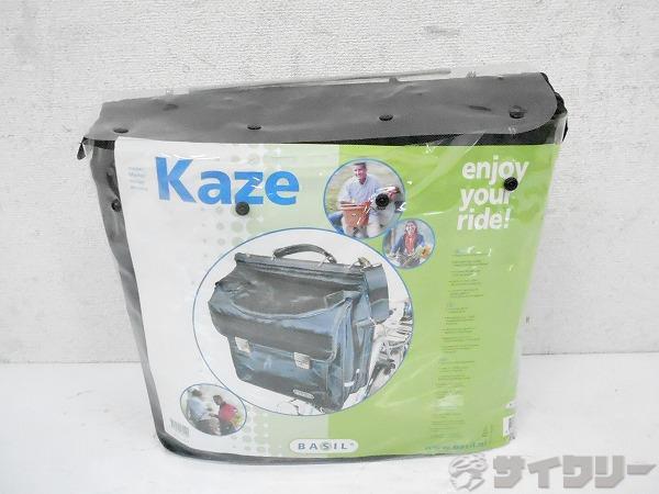 サイクルビジネスバッグ KAZE ブラック