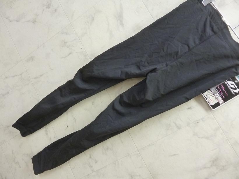 ロングタイツ Classic ブラック M