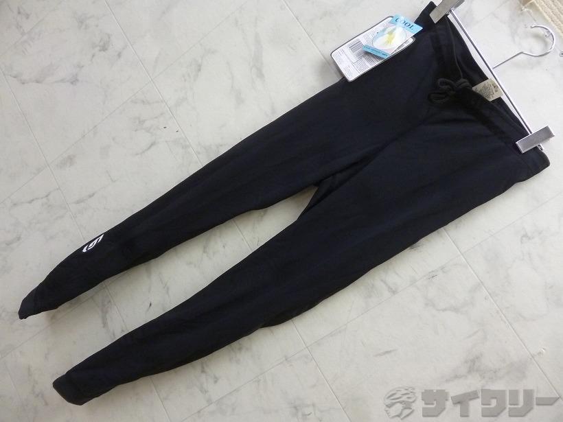 ロングタイツ Classic ブラック XL