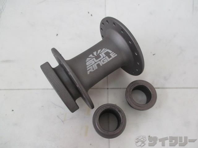 フロントハブ DEMON 32H 113/20mm(実測)