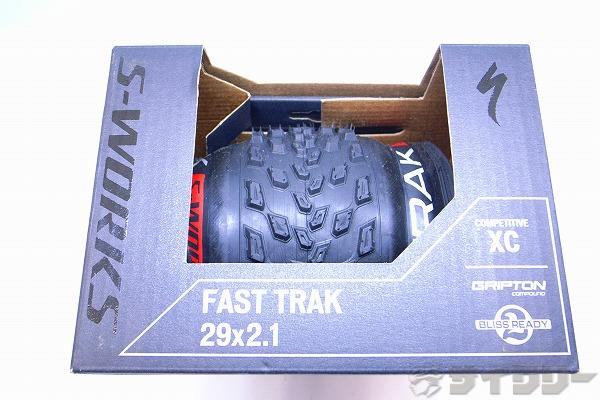 タイヤ S-WORKS FAST TRAK 2Bliss Ready 29X2.1