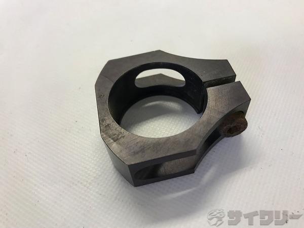 ボルト交換推奨 シートクランプ 内径実測35mm