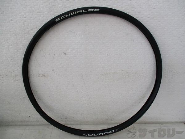 クリンチャータイヤ LUGANO 28×1.00-700×25C
