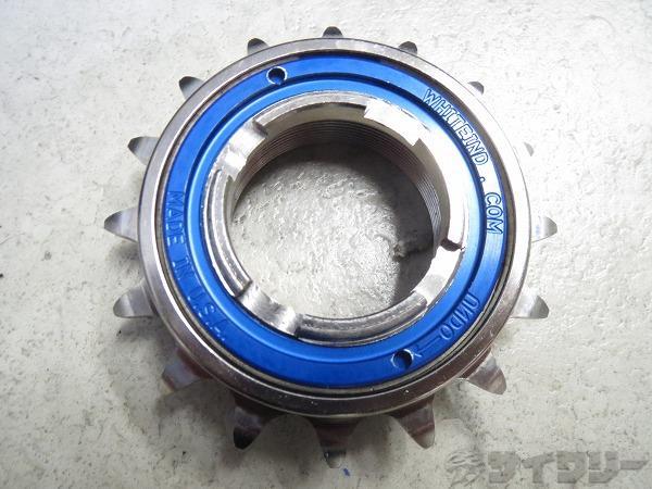 フリーコグ 16T ブルー