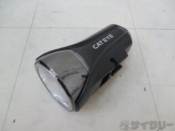 フロントライト HL-EL500 530 ブラック  ※欠品あり
