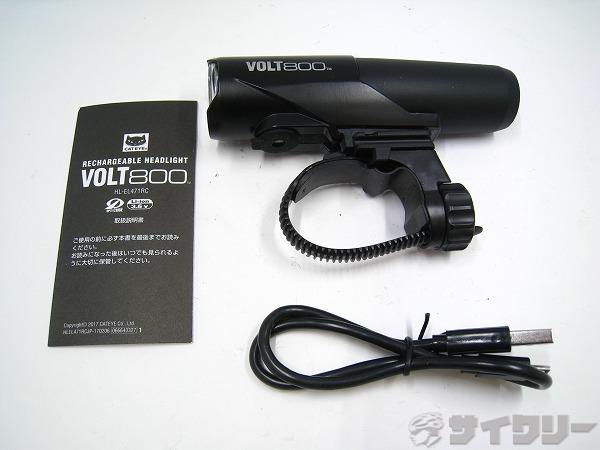 フロントライト HL-EL471RC VOLT800 USB充電式