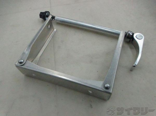 輪行用エンド金具 ロード用 リア 130mm