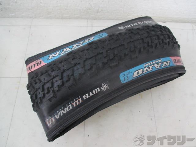 タイヤ NANO RAPTOR 26×2.1