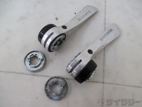 Wレバー SL-R400 2×8s