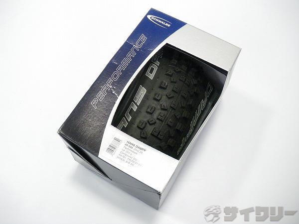 ブロックタイヤ HANS DAMPF 26x2.35 クリンチャー