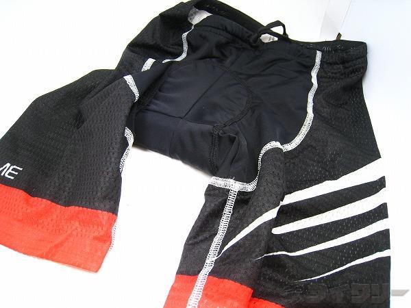 ショーツ ブラック/ホワイト Mサイズ