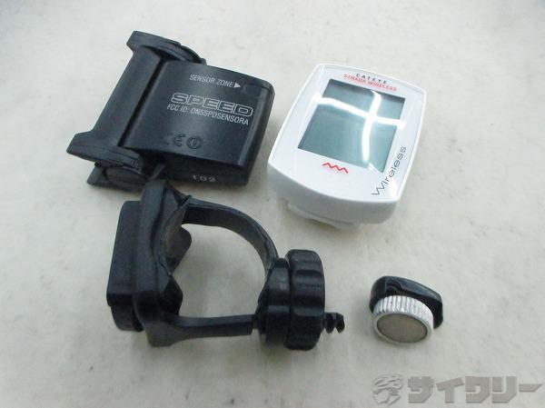 バンドカット サイクルコンピューター STRADA WIRELESS CC-RD300W
