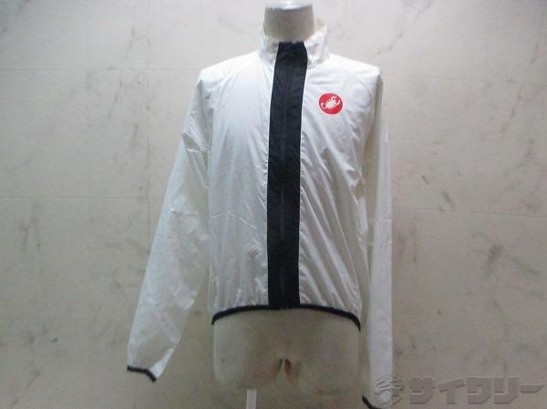 染み ウィンドブレークジャケット サイズ:L
