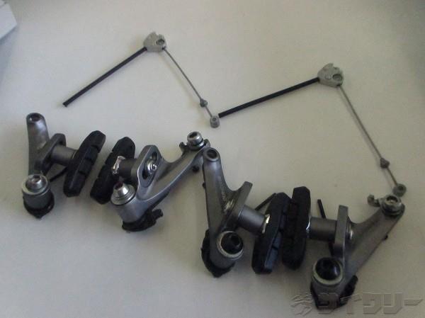 欠品/変更 カンチブレーキキャリパー BR-CX50 グレー