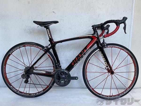 TCR composite 2 6870 Di2/RACING ZEROカスタム