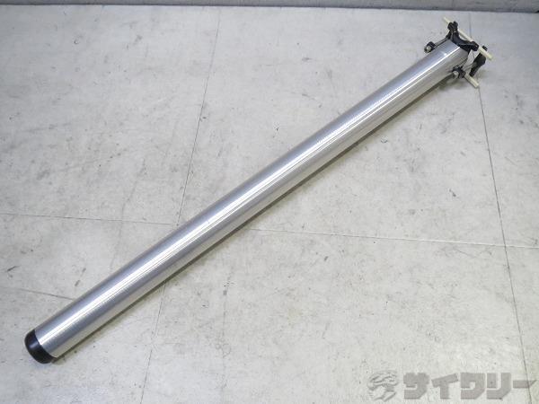 シートポスト Φ33.9/540mm シルバー